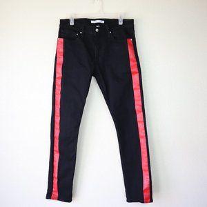 Calvin Klein's Slim Side Stripe Jeans